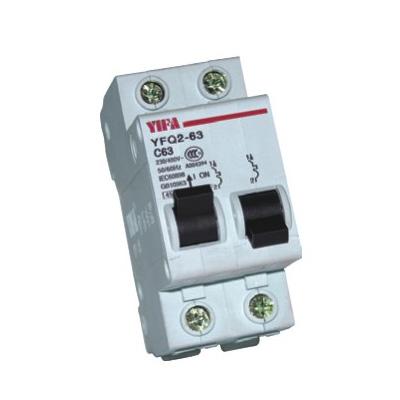 YFQ2-63/100 series Intelligent Double Power Changeover Circuit Breaker