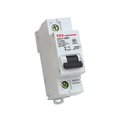 DZ47-100H(NC100H) Service High-breaking Miniature Circuit Breaker