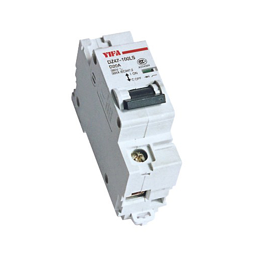 DZ47-100LS(NC100LS) Series High-breaking Miniature Circuit Breaker
