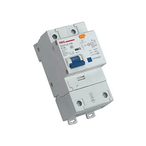 DZ47LE-100 Series Intelligent Type Leakage Circuit Breaker
