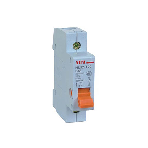 HL32-100(INT) Series Isolating Switch