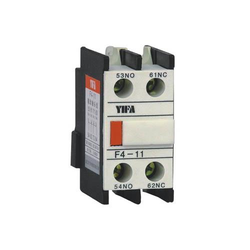 F4(LA、CA7、CA9、CA11)  Auxiliary Contact Gruop