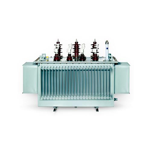 Amorphous metal distribution transformer