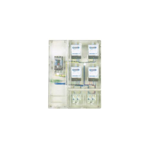 YFS-04C1Z Multi-Position Meter Combination Meter Box