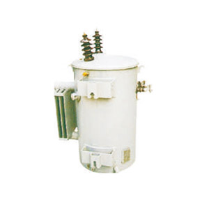 Single-phase oil immersed transformer